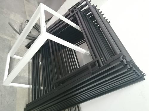 pintura al horno electrostática en todo tipo de metales