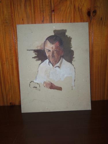 pintura al óleo 33x41 cm