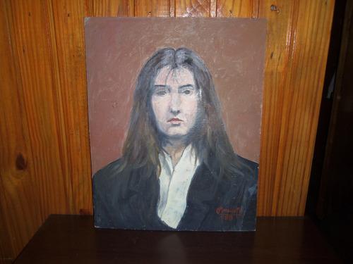 pintura al óleo 40x50 cm