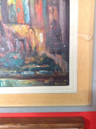 pintura al óleo de p. raupach