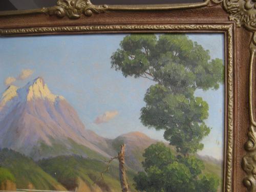pintura al oleo de ramos catalán