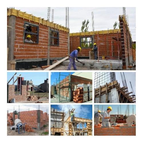 pintura-albañilería-construcción en seco-durlock-techos