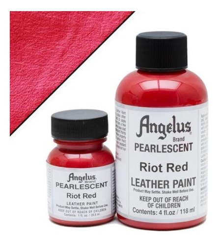 pintura angelus pearlecent 1 oz
