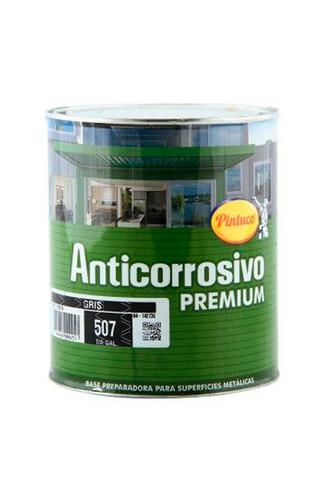 pintura anticorrosiva gris 507 galon pintuco