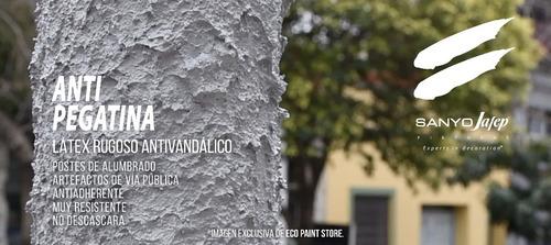 pintura antipegatina y antivandálica sanyo jafep 5kg promo
