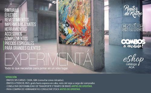 pintura antivandálica antipegatina 25k promo + envío gratis*