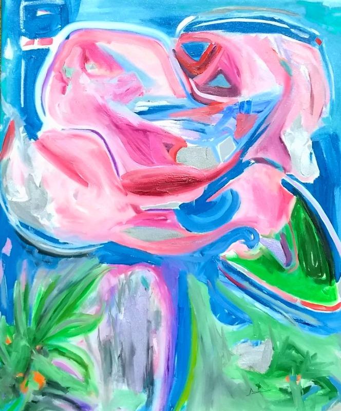 Galeria Pinturas De Arte: Pintura, Arte Abstracto. Gran Formato !