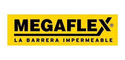 pintura asfaltica brea secado rapido megaflex 4lts indugar