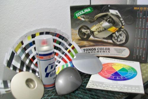 pintura automotor en aerosol