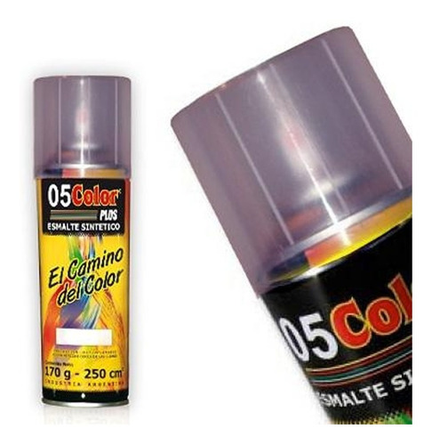 pintura barniz brillante aerosol 05  secado rapid 250cm3