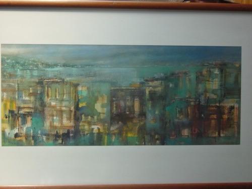 pintura chilena al oleo,destacados artistas.
