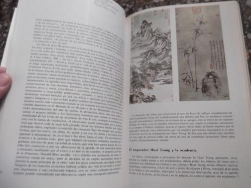 pintura china michel courtois tapa dura ilustrado aguilar