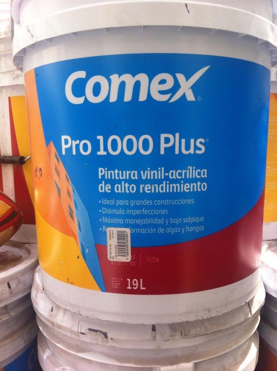 Pintura comex en mercado libre - Precio de pintura ...