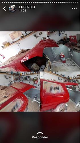 pintura completa automotiva
