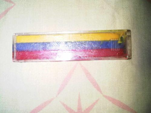 pintura corporal bandera de venezuela