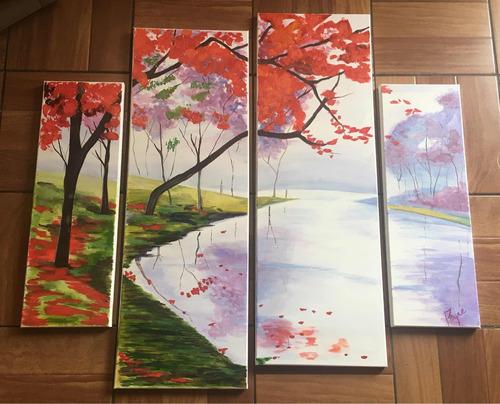 pintura cuadro