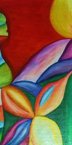 pintura cuadro original