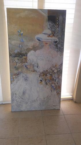 pintura- cuadro originales henry mujica (2 obras)