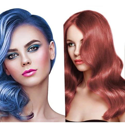 pintura de cabello temporal en spray 120 ml