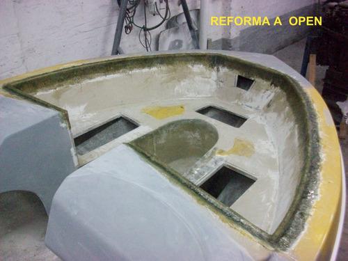 pintura de cascos y motores - reformas a open etc soslanchas