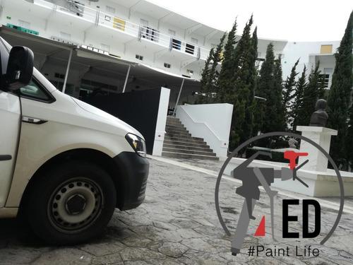 pintura de edificios