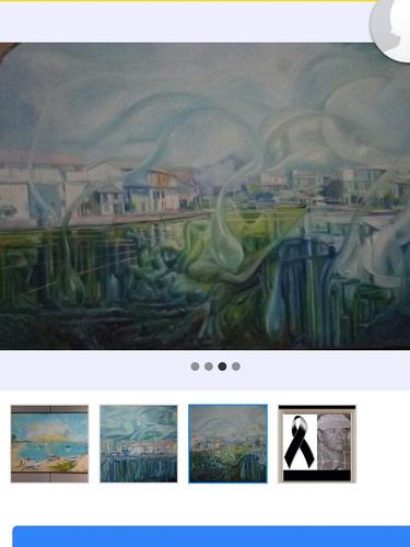 pintura de jorge noriega