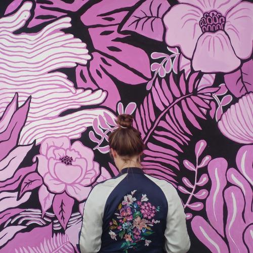 pintura de murales interiores y exteriores. persianas