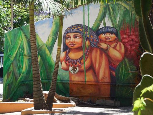 pintura de murales y pátinas  - decoración y arte.