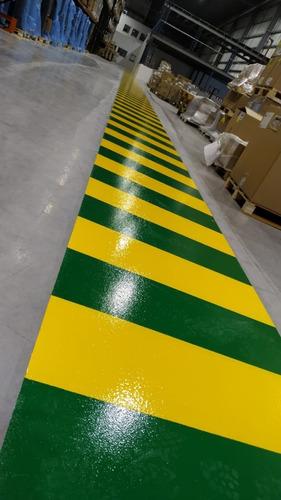 pintura de pisos industriales