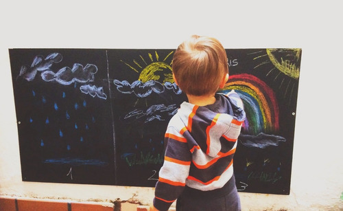 pintura de pizarra pinturas para pizarras negra medio litro