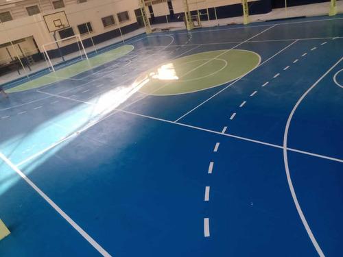 pintura de quadras poliesportivas,e pisos epóxi