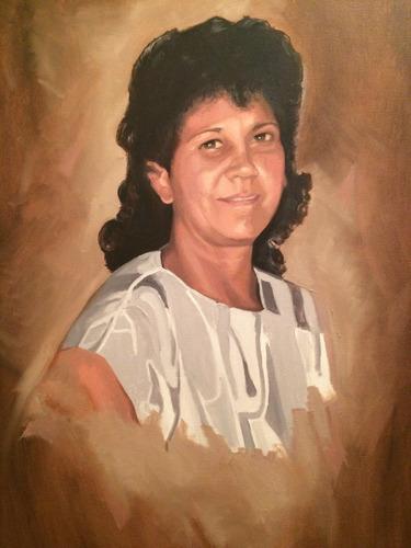 pintura de retratos en santo domingo