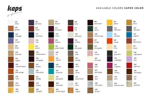 pintura de tinte para zapatos y bolsos de cuero con e (z862)