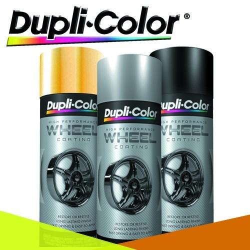 Pintura duplicolor para rines ocho colores calidad - Pintura para aluminio en spray ...