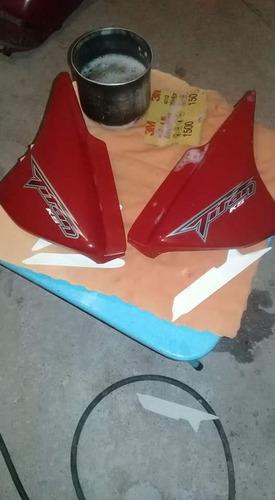 pintura em motos