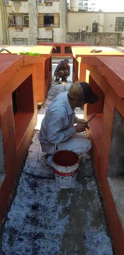 pintura en altura - mantenimiento en general