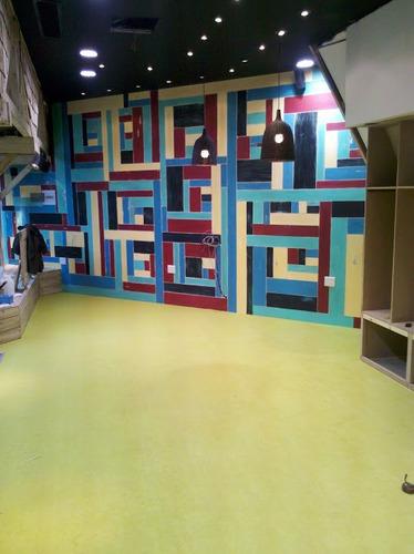 pintura en gral durlock refacción de locales comerciales