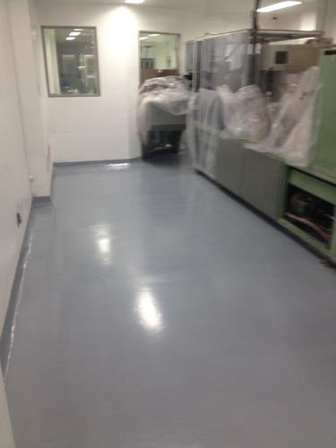 pintura epoxica, aplicacion de pisos epoxicos