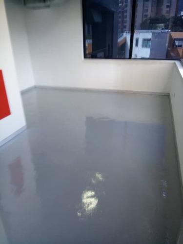 pintura epoxica e instalación de pisos industriales