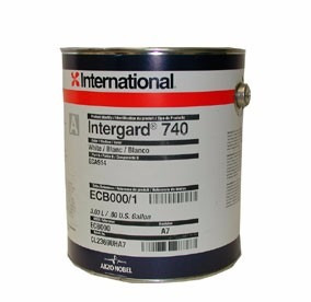 pintura epoxica international