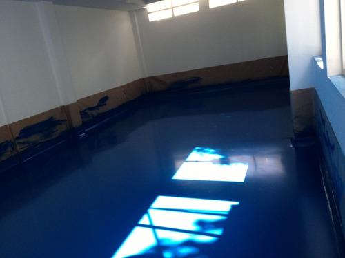 pintura epoxica, revestimientos de pisos industriales