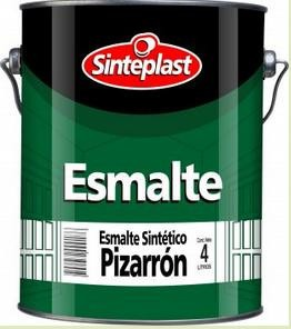 Pintura esmalte sintetico para pizarron mate 1l sinteplast - Pintura esmalte sintetico ...