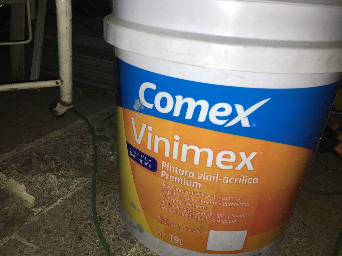 Pintura esmalte vinimex en mercado libre - Pintura asfaltica precio ...