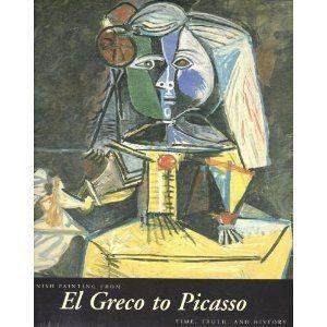 pintura española del greco a picasso