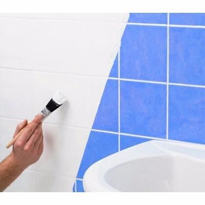 Pintura Especial Para Baneras Y Azulejos Epoxi X 01l Revesta 599
