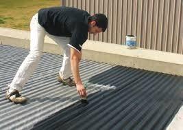 pintura especial para techos de chapa o tejas colores lt