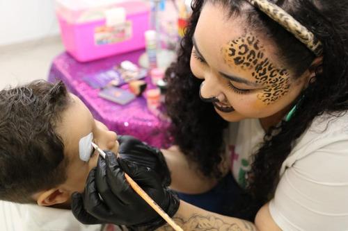 pintura facial infantil - são paulo capital