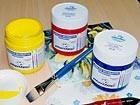 pintura fluo acrilica plantec 200 ml acrilico decorativo