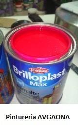 pintura fluo-esmalte fluorescente multiuso tunning 1l oferta
