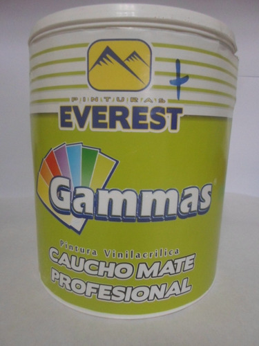 pintura gammas marca everest galon clase c pd cm bs 8 On marca pintura castorama